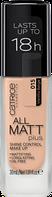 Тональный крем All Matt Plus - Shine Control Make Up 015 VANILLA BEIGE