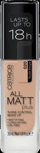 Тональный крем All Matt Plus - Shine Control Make Up 020 NUDE BEIGE