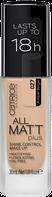 Тональный крем All Matt Plus - Shine Control Make Up 027 AMBER BEIGE