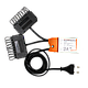 Набор Cariitti OТе 13Вт/350мА для паровой комнаты (13W/350mA, с модулем, 6-12 светодиодов), фото 2