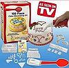 Набор для украшения тортов из 100 предметов (DECORATING KIT), фото 4