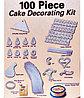 Набор для украшения тортов из 100 предметов (DECORATING KIT), фото 7