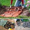 Форма-трафарет для садовых дорожек 43,5*43,5 см, фото 4