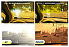Солнцезащитный антибликовый козырек HD Visor, фото 6