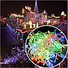 Гирлянда новогодняя 100 лампочек, фото 4
