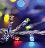 Гирлянда новогодняя 100 лампочек, фото 5