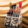 Органайзер-стойка для косметики с 6 ящичками, фото 2