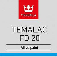 Краска полиуретановая Темадур 20 Temalac FD 20