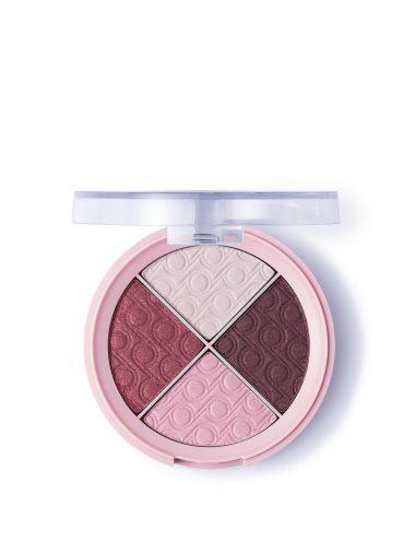 Pretty by Flormar. Тени для век Quartet Eye Shadow
