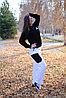 Спортивные брюки, белые, фото 2