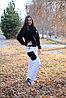 Спортивные брюки, белые, фото 3