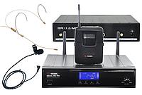 Профессиональная беспроводная цифровая микрофонная система DIGITAL 1001H PRO