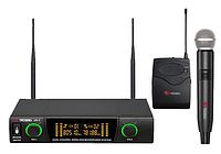 Микрофонная радиосистема US-2X (614.15/710.20)