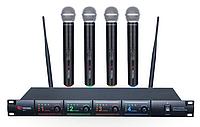 Микрофонная радиосистема US-4 (725.80/622.665/520.10/490.21)