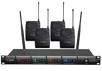 Микрофонная радиосистема US-4H (725.80/622.665/520.10/490.21)