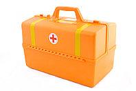 Укладки врача скорой медицинской помощи (без вложений) серии УМСП-01-Пм/2 (Габаритные размеры, мм: 440х252х340