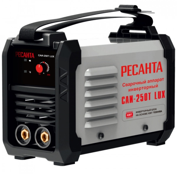 Сварочный аппарат РЕСАНТА САИ-250T LUX
