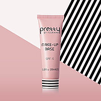 Pretty by Flormar. База под макияж Make-Up Base