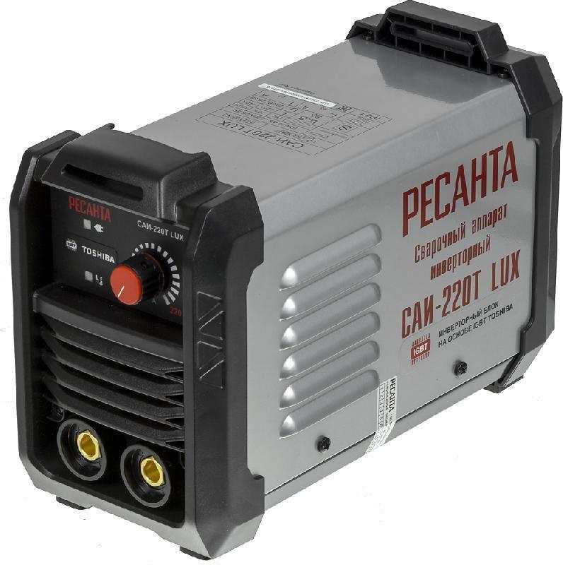 Сварочный аппарат РЕСАНТА САИ-220T LUX