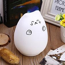 """Силиконовый Led ночник-лампа """"Кошечка"""" Язычок, фото 2"""