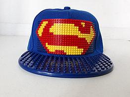 Кепка Lego для мальчиков и девочек SpiderMan. Бейсболка