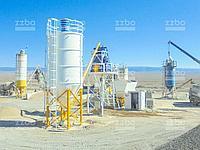 Уже четыре бетонных завода от ZZBO работает на границе Казахстана и Китая в посёлке Достык,