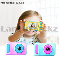 Детский цифровой фотоаппарат фото и видеосъемка встроенные игры 450 mAh в ассортименте
