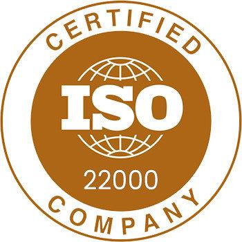 Сертификация системы менеджмента безопасности пищевой продукции ISO 22000-2019