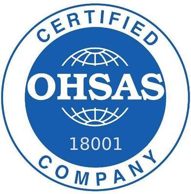 Сертификация системы менеджмента профессиональной безопасности и здоровья OHSAS 18001