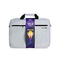 """Сумка для ноутбука, Deluxe, Astana 15.6"""" (DLNB-01G15.6), 15.6"""", Лёгкая, Внешнее отделение на молнии,"""