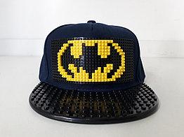 Кепка Lego для мальчиков и девочек Batman. Бейсболка