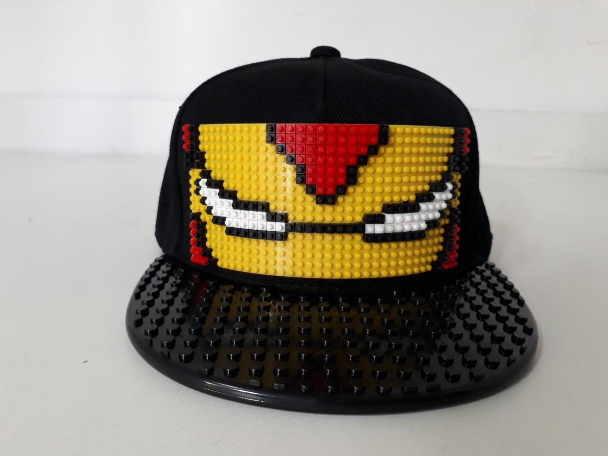 Кепка Lego для мальчиков и девочек IronMan. Бейсболка. Лего