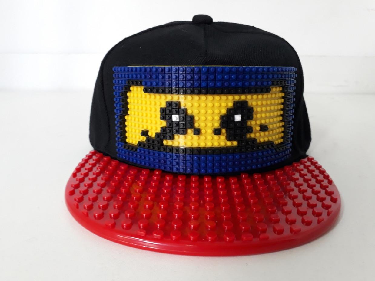 Кепка Lego для мальчиков и девочек. Бейсболка. Лего