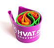 Резинки для фитнеса - Мини петли. Комплект из 4х фитнес резинок (Mini bands) HVAT., фото 2