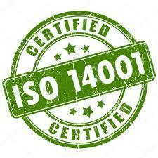 Сертификат системы экологического менеджмента ISO 14001 в г.Шымкент