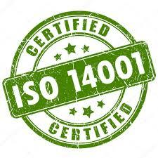 Сертификат системы экологического менеджмента ISO 14001 в г.Тараз