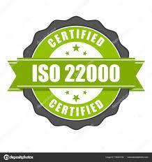 Сертификат системы менеджмента безопасности пищевой продукции ISO 22000-2019 в г.Костанай