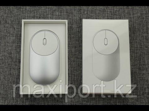 Мышь  Mi Portable Mouse  Silver-White совместимая с Mac