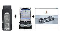 Porsche PIWIS 3 + Ноутбук + Программа PORSCHE 2020