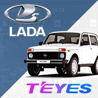 Lada Teyes CC3 4GB/64GB
