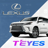 Lexus Teyes CC3 4GB/64GB