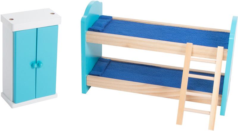Кукольный домик с мебелью Edufun TX1095 - фото 5