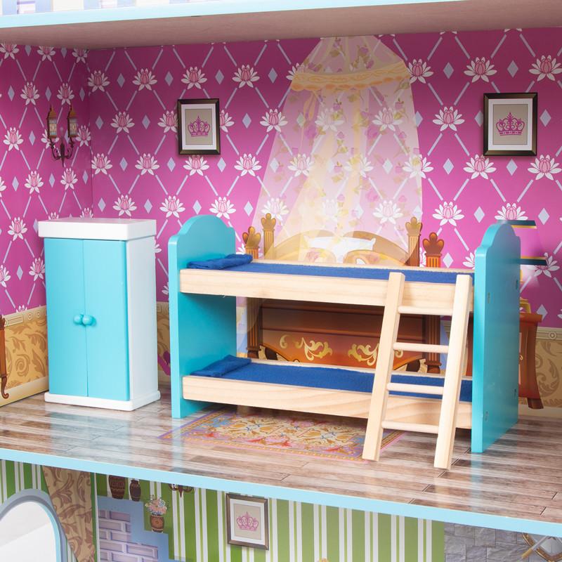 Кукольный домик с мебелью Edufun TX1095 - фото 8