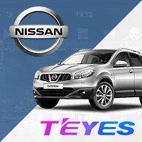 Nissan Teyes CC3 4GB/64GB