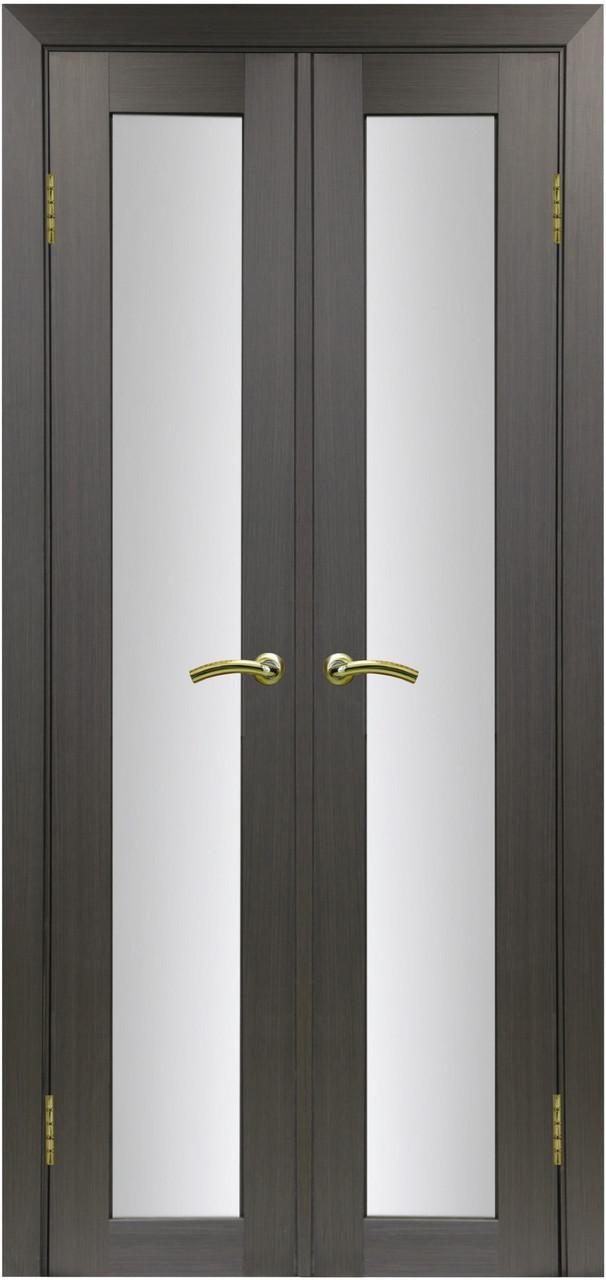 Комплект двери Оптима Порте 501.2 двухстворчатая - фото 1