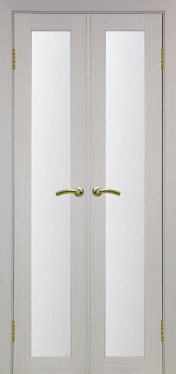 Комплект двери Оптима Порте 501.2 двухстворчатая - фото 4