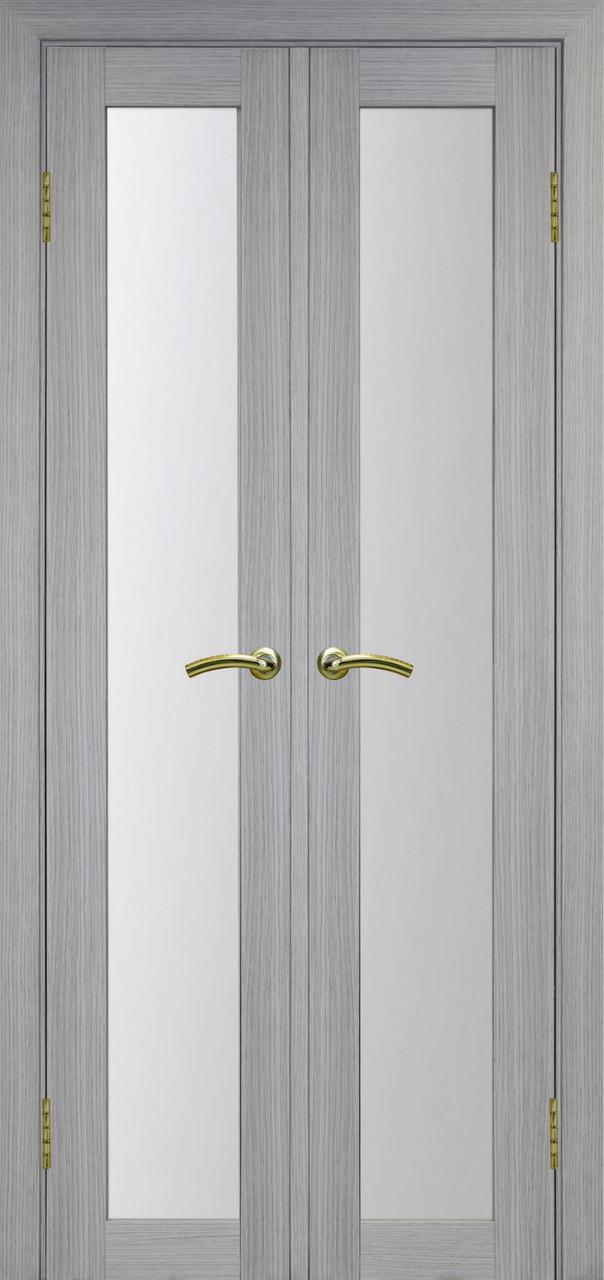 Комплект двери Оптима Порте 501.2 двухстворчатая - фото 2