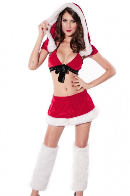 Костюм «sweet Santa»