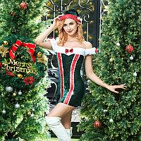 """Платье """"Эльфийка"""" (платье, шапка, трусики), фото 3"""