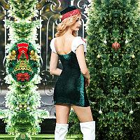"""Платье """"Эльфийка"""" (платье, шапка, трусики), фото 4"""